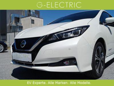 gebraucht Nissan Leaf Tekna 40kWh, VSt. abzug, Leasing ab €299,- p.M.