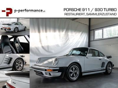gebraucht Porsche 930 Turbo 911Sammlerfahrzeug - Restauriert! Sportwagen / Coupé