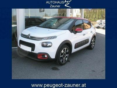 gebraucht Citroën C3 BlueHDi 100 S&S 5-Gang-Manuell Shine