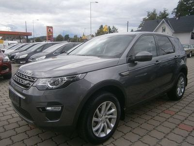 gebraucht Land Rover Discovery Sport 2,0 TD4 180 4WD SE Aut.