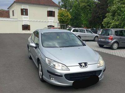 gebraucht Peugeot 407 2.0 Limousine