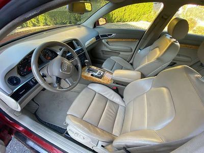 gebraucht Audi A6 Avant 3,2 FSI V6 quattro Tiptronic Kombi / Family Van