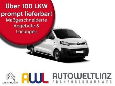 gebraucht Citroën Jumpy 2,0 BlueHDi 120 M Komfort Plus