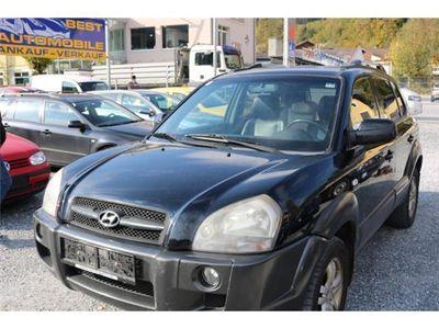 gebraucht Hyundai Tucson 2,0 CRDi 4WD