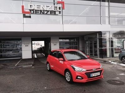 gebraucht Hyundai i20 i20(GB) 1,25 Lvl 2