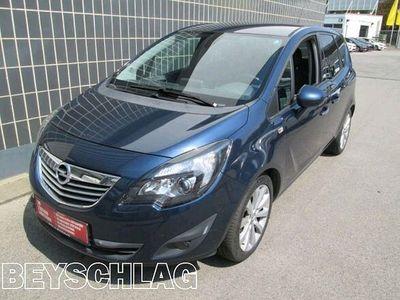 gebraucht Opel Meriva 1,4 EcoTec Turbo Cosmo