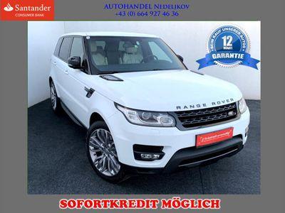 gebraucht Land Rover Range Rover Sport 3,0 TDV6 HSE Dynamik-Paket