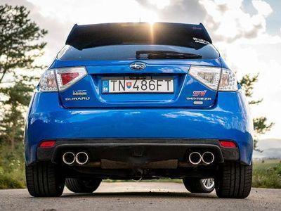 gebraucht Subaru Impreza 2.5 Sportwagen / Coupé