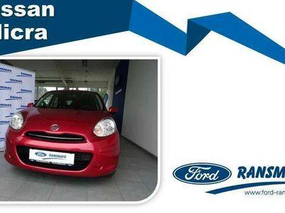 gebraucht Nissan Micra 1,2 Acenta CVT