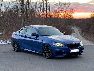 gebraucht BMW M235 2er-Reihe/M performance/ Heckantrieb/ Harman Kardon Sportwagen / Coupé