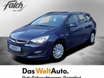 gebraucht Opel Astra ST 1,6 ECOTEC Sport Flotte Aut. Kombi / Family Van