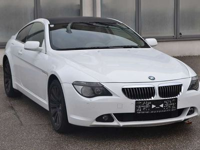 gebraucht BMW 645 CI Coupe (E63)