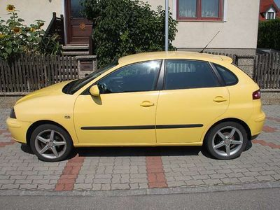 used Seat Ibiza Klein-/ Kompaktwagen,