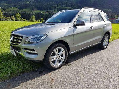 gebraucht Mercedes 250 M-KlasseBlue Tec 4Mati, Xeno,Kamera,Navi,AKH,Garantie SUV / Geländewagen