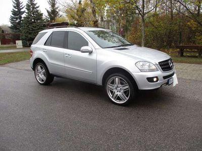 gebraucht Mercedes ML320 CDI 4MATIC Aut., 174.000 KM, NAVI, LEDER, AHK !!