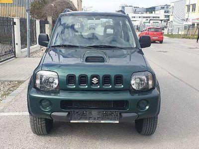used Suzuki Jimny 1.5 VX DDIS SUV / Geländewagen,