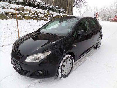 gebraucht Seat Ibiza Sport 1,4 Voll Fahrbereit Airbaglampe leuchtet Export oder Bastler Klein-/ Kompaktwagen