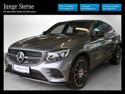 gebraucht Mercedes GLC300 4MATIC