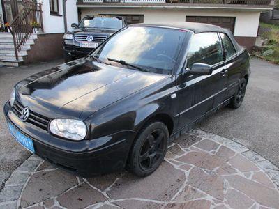 gebraucht VW Golf Cabriolet Cabrio Four-Seasons TDI
