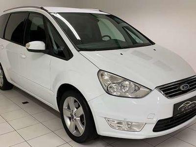gebraucht Ford Galaxy Trend 2,0 TDCi DPF Kombi / Family Van