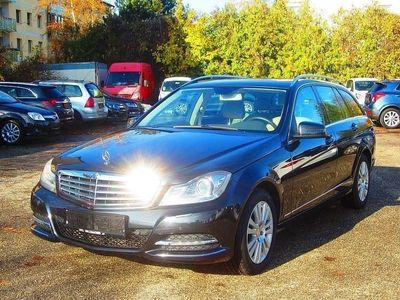 gebraucht Mercedes C220 T CDI Elegance A-Edition plus BlueEfficiency Edit