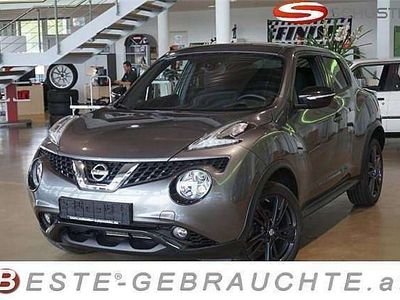 gebraucht Nissan Juke DIG-T 1.2 4x2 N-Connecta