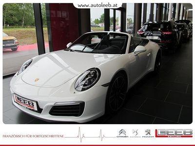 brugt Porsche 911 Carrera 4S Cabriolet PDK
