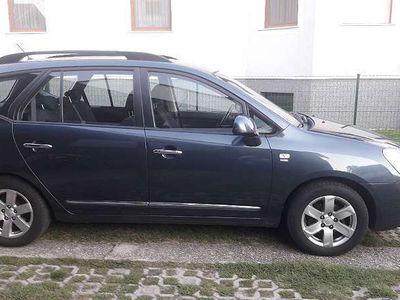 gebraucht Kia Carens 2,0 CVVT Kombi / Family Van