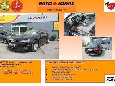 gebraucht Audi A4 Avant 2,0 TDI Style DPF **12 Monate Gewährleistung** Kombi / Family Van,