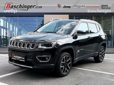 brugt Jeep Compass 2,0 MultiJet II AWD Limited Aut. LP € 49.112,-