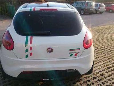 gebraucht Fiat Bravo 1,4 16V Active