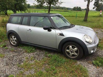 gebraucht Mini Clubman R55 N12 1.6 Klein-/ Kompaktwagen