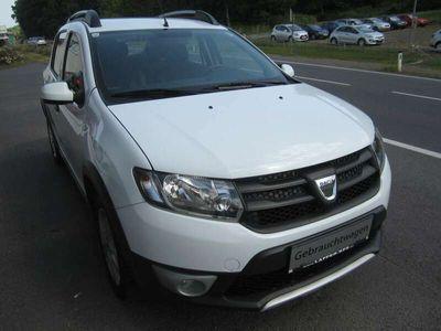 gebraucht Dacia Sandero Stepway Ambiance II AHK 1.Besitz Top Zustand !!!
