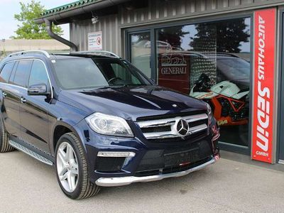 gebraucht Mercedes GL350 BlueTec 4Matic GL -Klasse AMG
