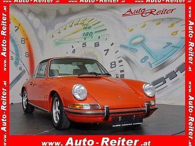 gebraucht Porsche 911 2.4 T Targa Ölklappe! GARANTIERT MATCHING NUMBER! NEUAUFBAU!!, 140 PS, 2 Türen, Schaltgetriebe