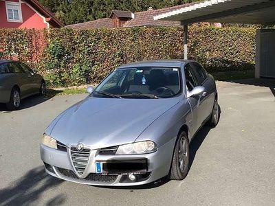gebraucht Alfa Romeo 156 1,9 JDT Limousine