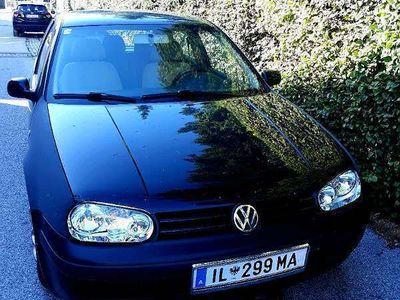 gebraucht VW Golf IV 1.4 16v Klein-/ Kompaktwagen