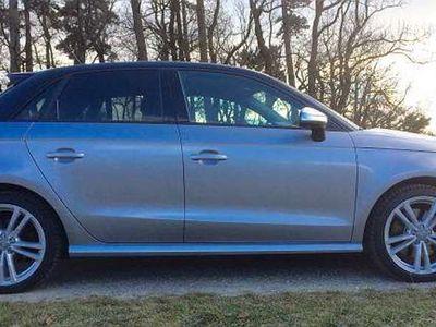 gebraucht Audi A1 Sportback S1 Klein-/ Kompaktwagen