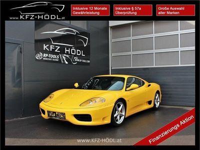 gebraucht Ferrari 360 360Modena F1, 400 PS, 2 Türen, Automatik
