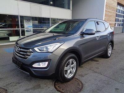 gebraucht Hyundai Santa Fe 2,2 CRDi 4WD Style Aut.