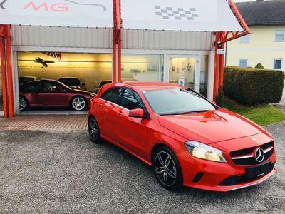 gebraucht Mercedes A180 d BlueEfficiency Edition