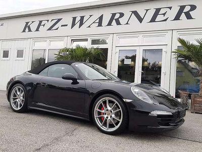 gebraucht Porsche 911 Carrera 4S Cabriolet 911 Urmodell DSG