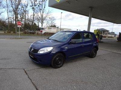 gebraucht Dacia Sandero Ambiance 1,2 16V