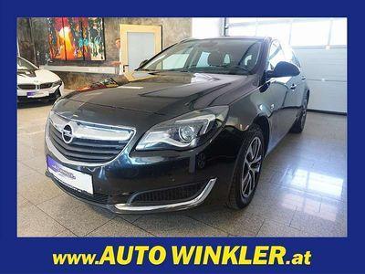 gebraucht Opel Insignia ST 1,6CDTI ecoflex Navi/PDC Kombi / Family Van,