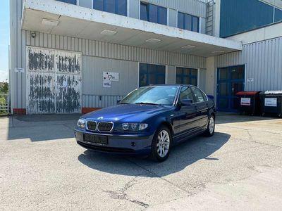 gebraucht BMW 318 3er-Reihe d | NUR 105 TSD KM | Facelift Limousine