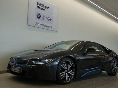 gebraucht BMW i8 PHEV Range Extender Limousine,