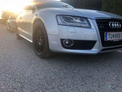 gebraucht Audi A5 Coupé 3.0TDI Quattro Sportwagen / Coupé,