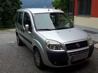 gebraucht Fiat Doblò Kombi / Family Van