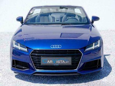 gebraucht Audi TT Roadster 1.8 TFSI Cabrio *S-LINE/Virtual Cockpit*