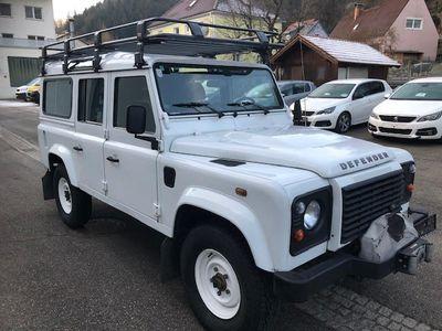 "gebraucht Land Rover Defender 110"" Station Wagon E 2,2 TD"